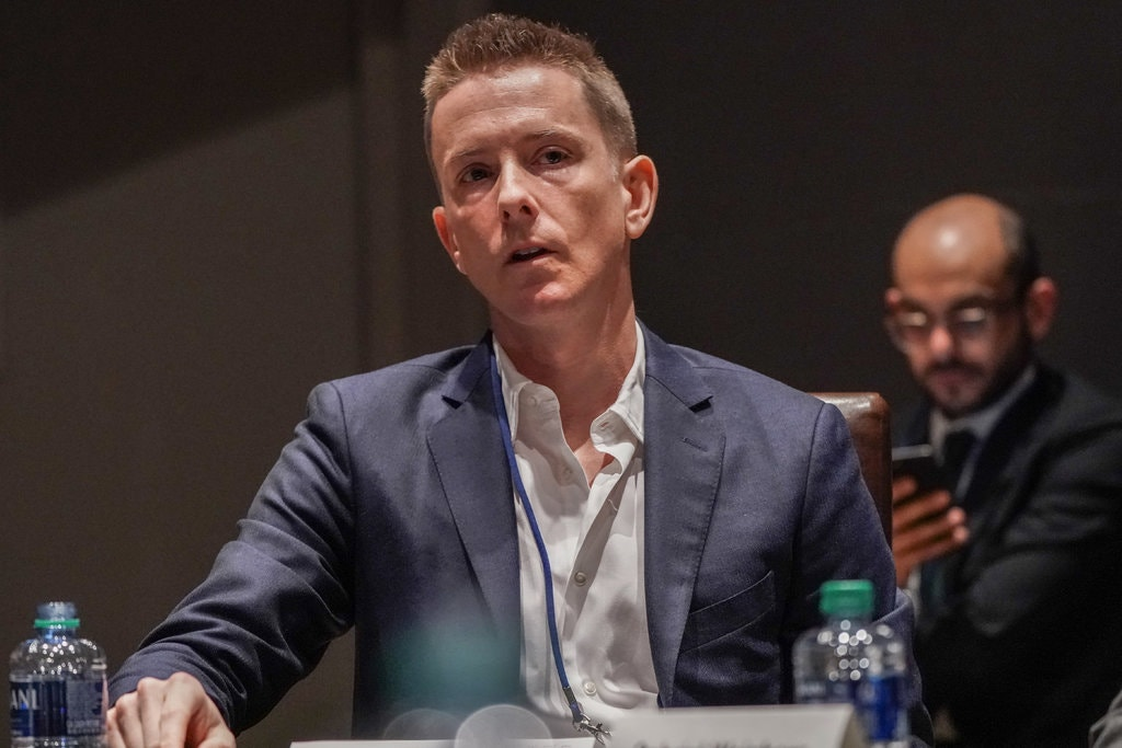 Chris Hughes, a Facebook co-founder, now leads theEconomic Security Project.